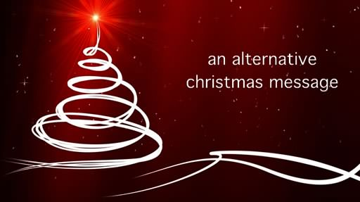 An alternative christmas message 2007 a festive monologue to christmas message from sidepodcast m4hsunfo