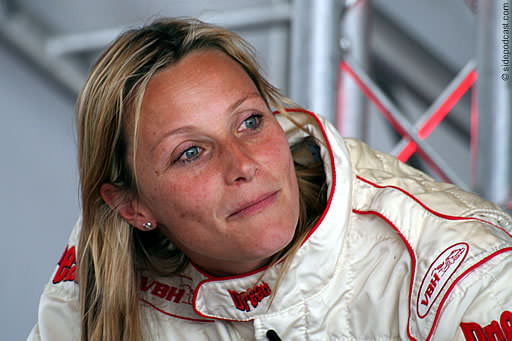 Vicki Butler-Henderson hosts A Question of Motorsport