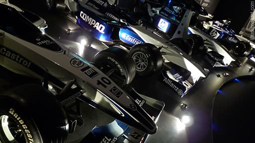 Collection of BMW Williams Cars