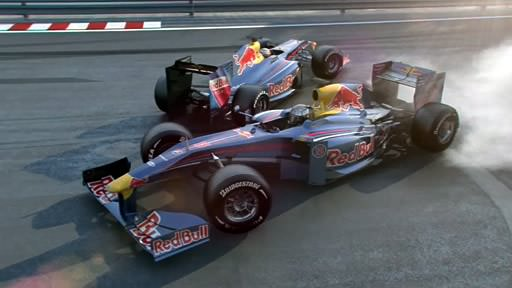 Red Bull 2009 chassis design