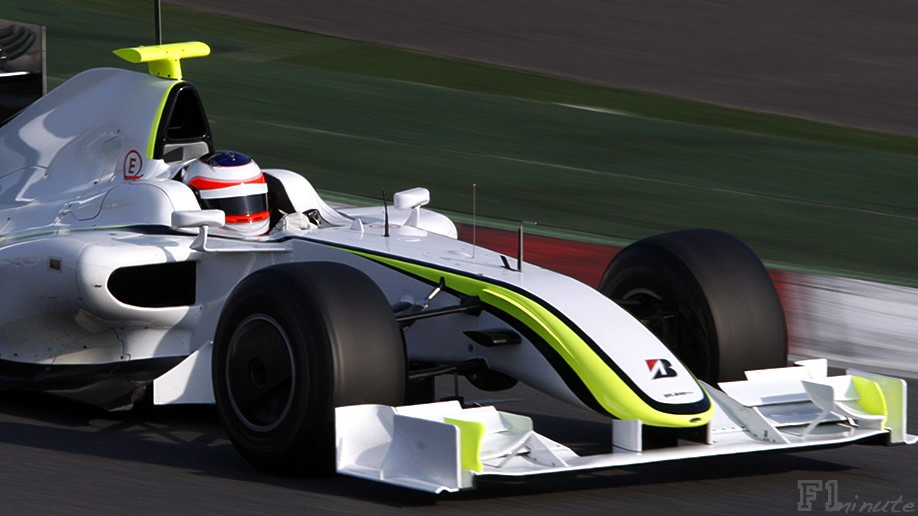 Brawn GP surprise the competition in pre-season testing