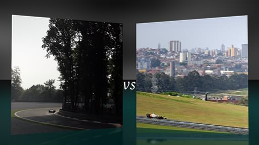 Monza vs. Interlagos
