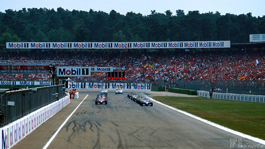 Future of the German race at Hockenheim in doubt