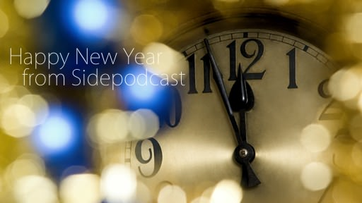 Sidepodcast F1: Happy New Year from Sidepodcast