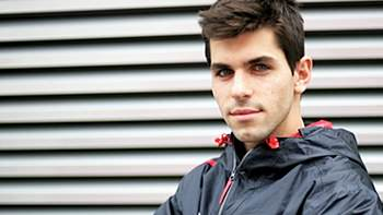 Jamie Alguersuari, who made his F1 debut at the Hungarian Grand Prix in 2009, will start his first full season in March.