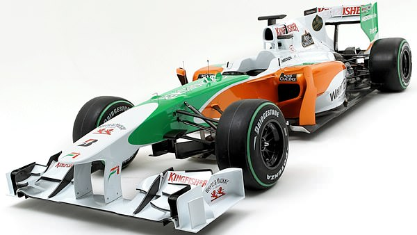 The VJM03 debuted with minor revisions to the livery and a different nose, but what is hiding at the rear?