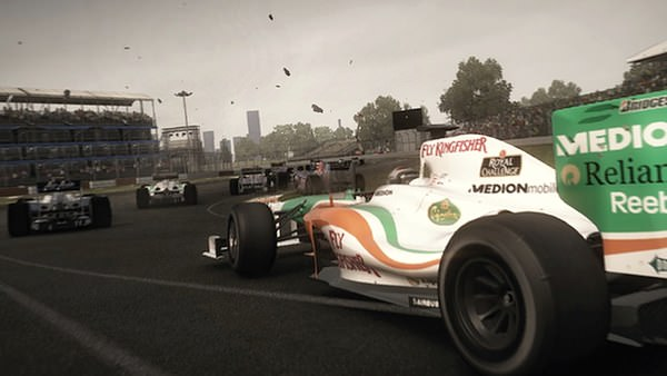 Taking racing entertainment to the next level, promotional shots of the upcoming F1 game (final liveries will vary).