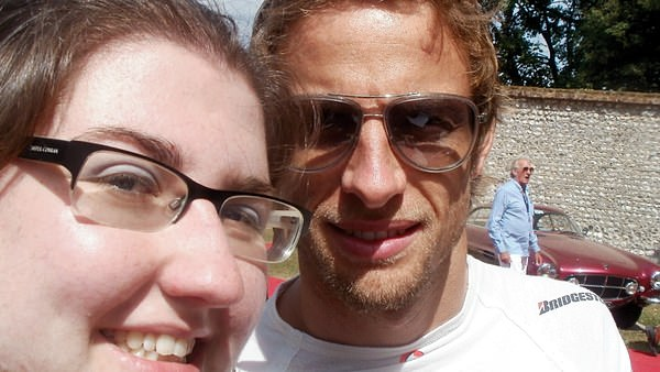 Sidepodcast F1: With Jenson Button!! eeekk