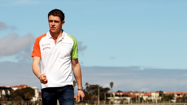 A hectic trip for di Resta after racing at Zandvoort.