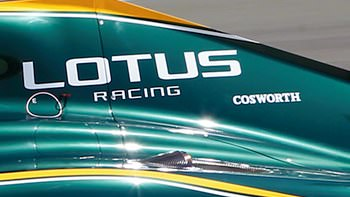 Lotus and Cosworth, an iconic partnership.