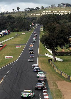 track back   mount panorama in bathurst a new series