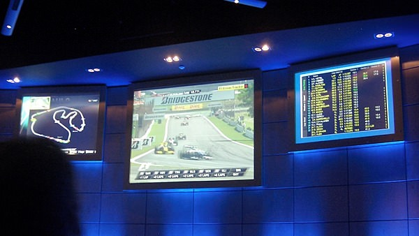 The Williams Conference Centre provides multiple screens