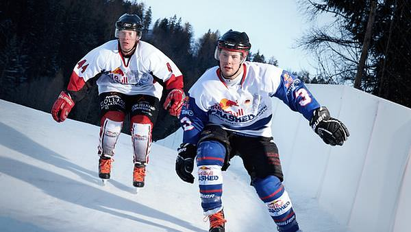 Sidepodcast F1: Crashed Ice training in Tyrol