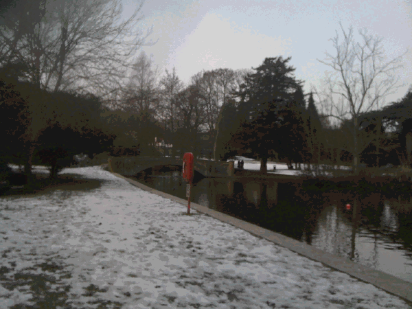 Sidepodcast F1: A dusting of snow at Keasney Abbey