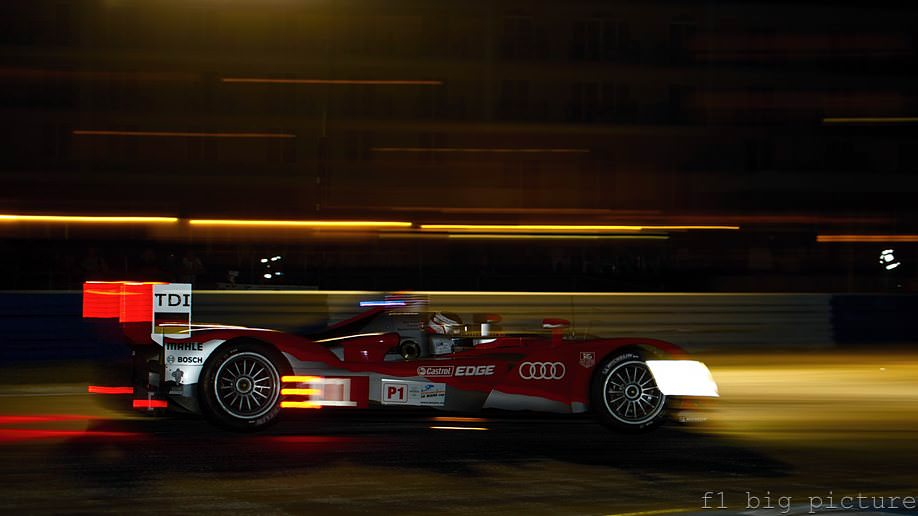 Audi and Peugeot do battle in 12 Hours of Sebring