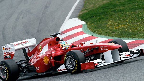 Fernando Alonso faces an uphill battle in testing
