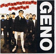 Geno single cover