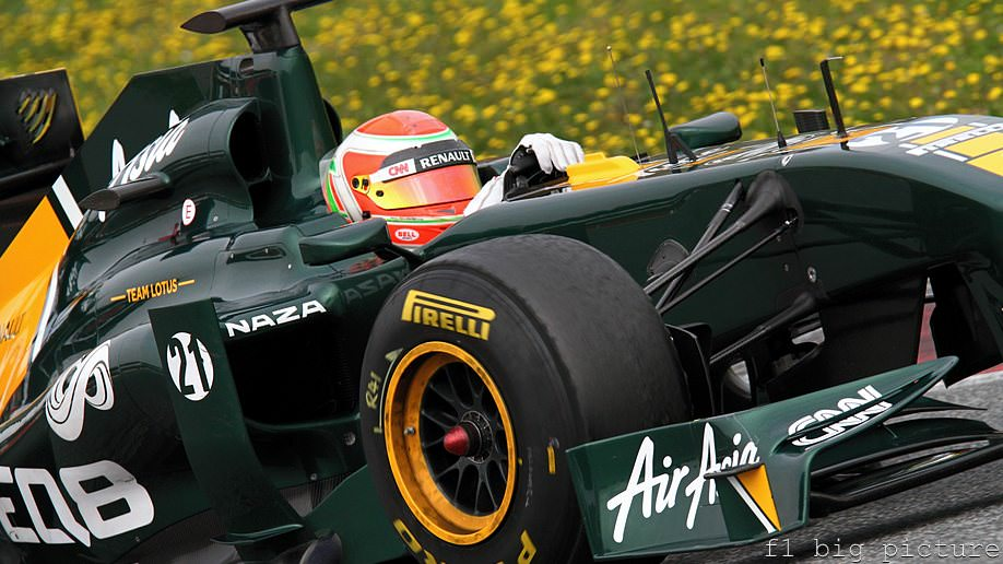 Team Lotus confirm three new test drivers for 2011
