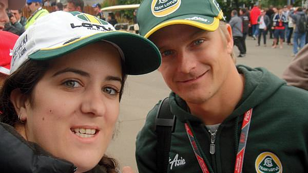 When Amy met Heikki