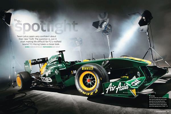 The T128 goes under the spotlight in the April edition