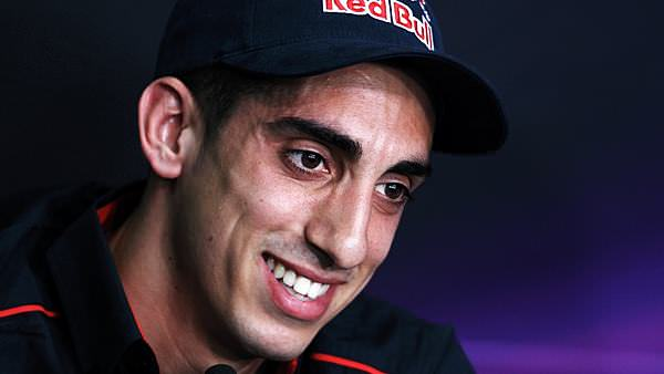 Sébastien Buemi in happier times