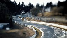 Tilt shift Nurburgring