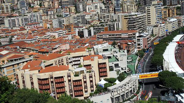 Monaco is ready for a street race