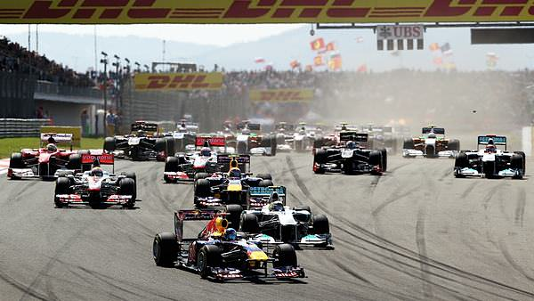 Sidepodcast F1: Red Bull lead in Turkey