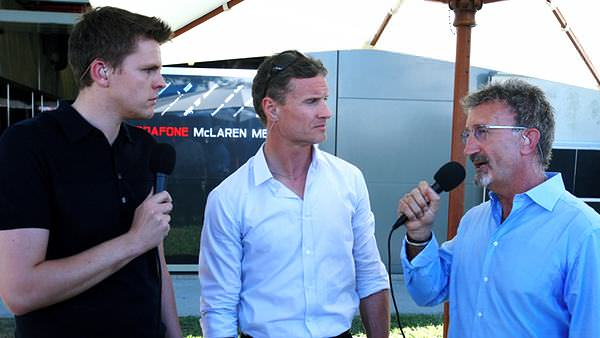 The future of the BBC F1 coverage is dominating headlines - will we lose this trio?