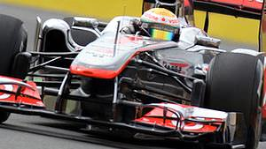 McLaren positive their pace will improve after Valencia