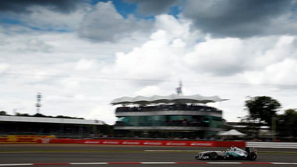 Mixed weather conditions bring out the best and the worst in Formula One
