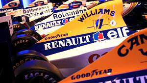 Williams confirm Renault engine deal from 2012