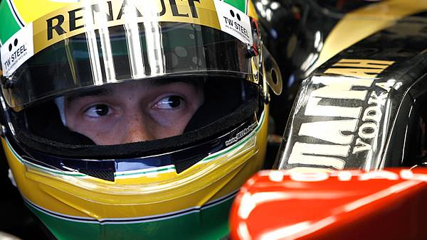 Bruno Senna confirmed at Renault for two races