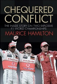 Sidepodcast: 'Chequered Conflict' by Maurice Hamilton - Kindle review