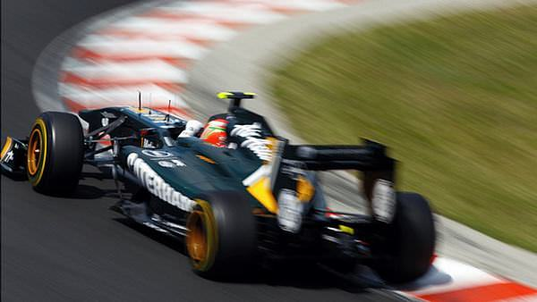 Jarno Trulli steers Lotus through their second year