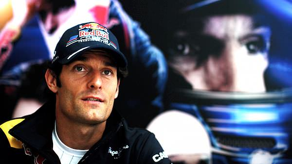 Red Bull confirm Mark Webber for 2012 season