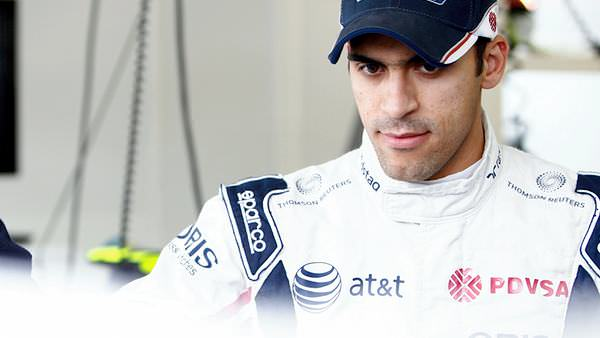 Pastor Maldonado given five place grid penalty