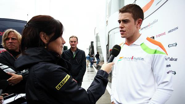 Paul di Resta fights for supremacy on track and at home