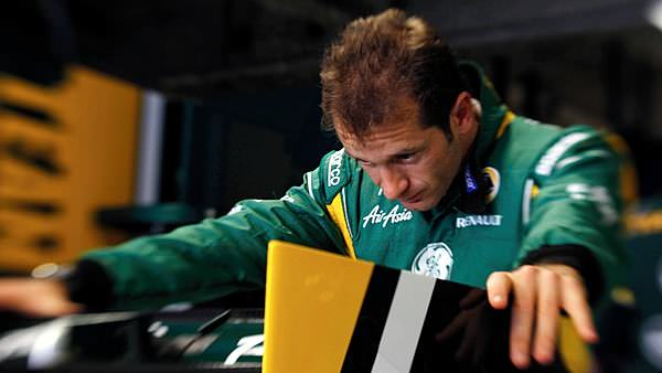 Lotus confirm Jarno Trulli and Heikki Kovalainen for 2012