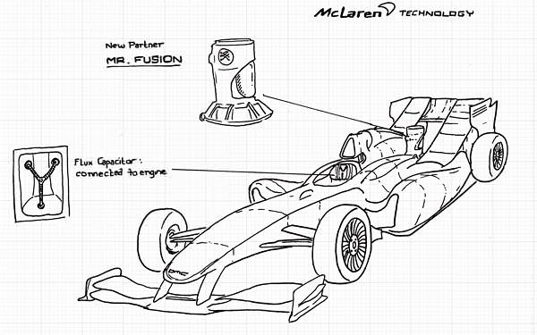 mclaren blueprints leaked // an exclusive look at improvements to
