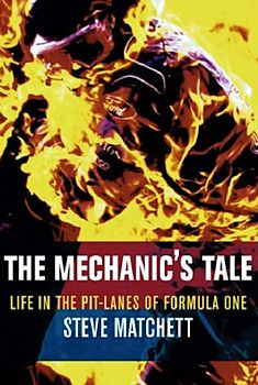 Sidepodcast: 'The Mechanic's Tale' by Steve Matchett - Kindle Review