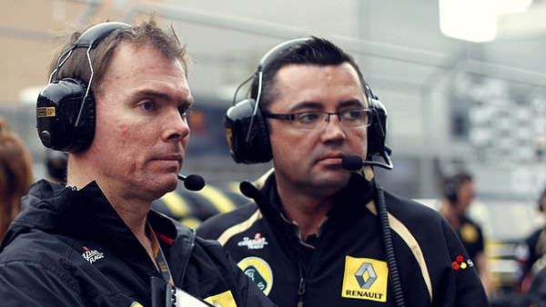 Permane and Boullier ahead of the Korean Grand Prix