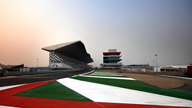 Mixed impressions as personnel arrive for Indian Grand Prix