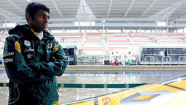 Karun Chandhok will not drive for Lotus in Indian GP