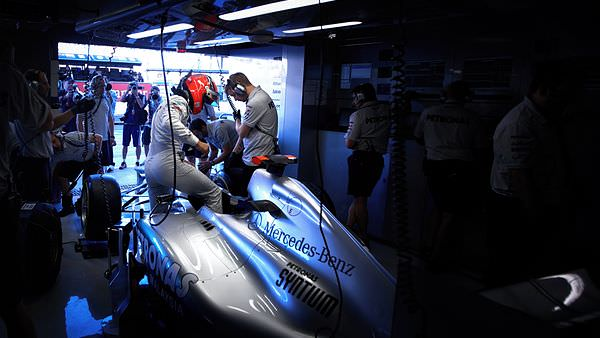 Mercedes hope to improve their performance with the addition of some technical staff