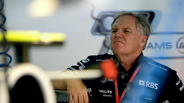 Patrick Head to step back from F1 in 2012