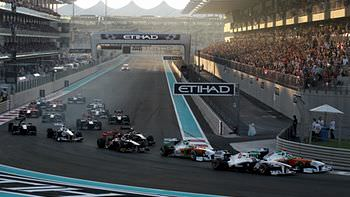 A clean start for all at Yas Marina