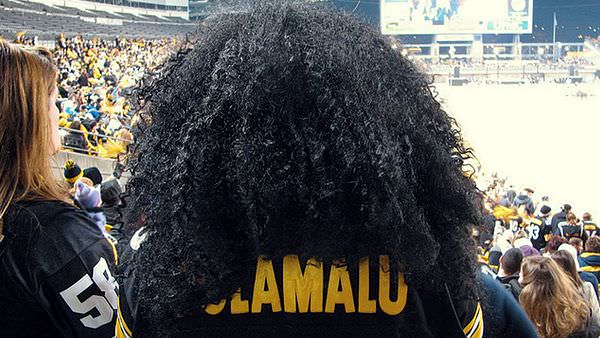 Sidepodcast F1: Polamalu fan