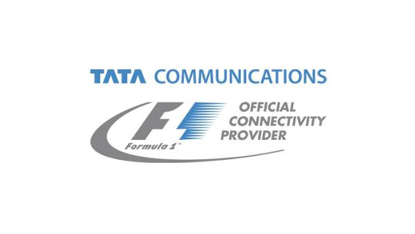 Tata Communications announce partnership with Formula One Management
