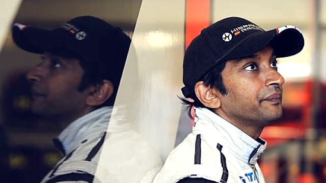 HRT complete driver lineup with Narain Karthikeyan